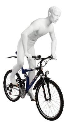Sport Mannequins - Mountainbike