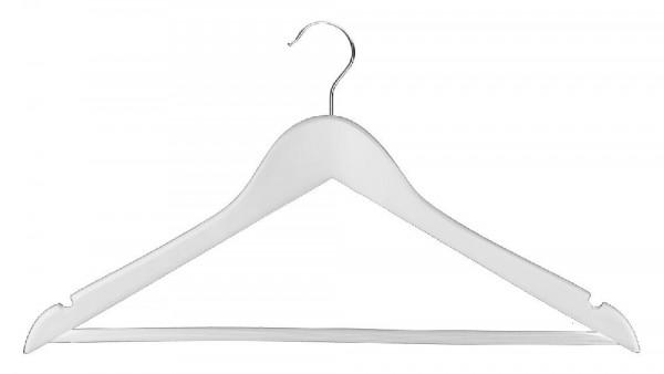 Formbügel / Kleiderbügel mit rutschfestem Steg