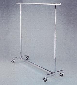 Rollständer - zusammenklappbar und höhenverstellbar 146 - 216 cm
