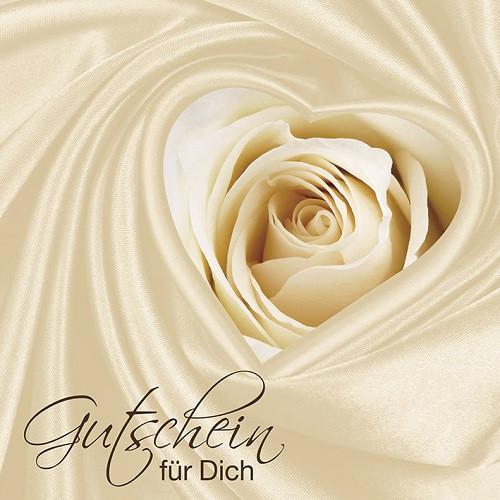 Gutscheine Rose
