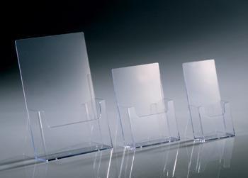 Acryl - Prospektständer