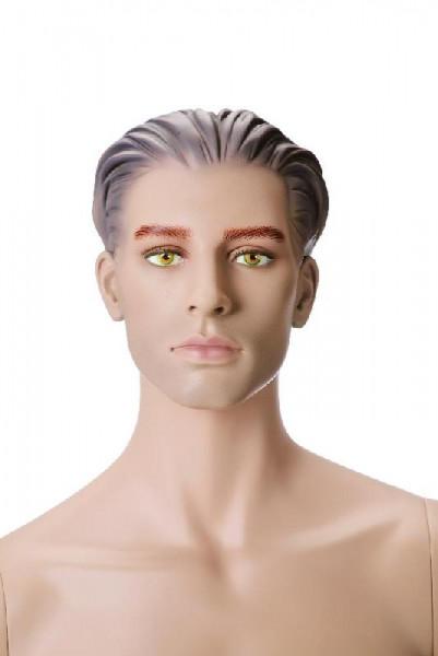 Mannequin Nick - natur - Pose 2
