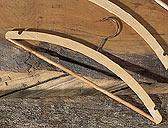Holzbügel