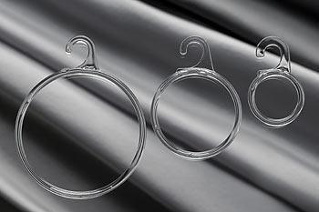 Tücherringe Kristal 60