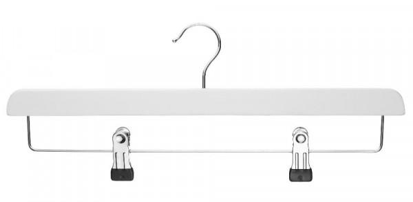 Klammerbügel / Hosenbügel aus Lotusholz
