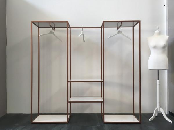 Rahmengestell / Warenträger Cuadro