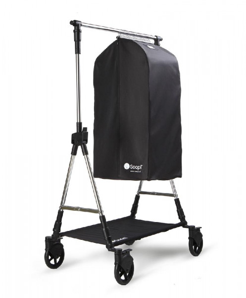 Soopl Fashion Trolley Reiserollständer zusammenklappbar